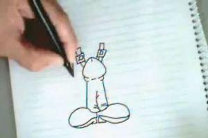 vieze tekeningen