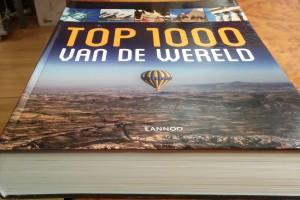 Top1000 van de wereld naslagwerk