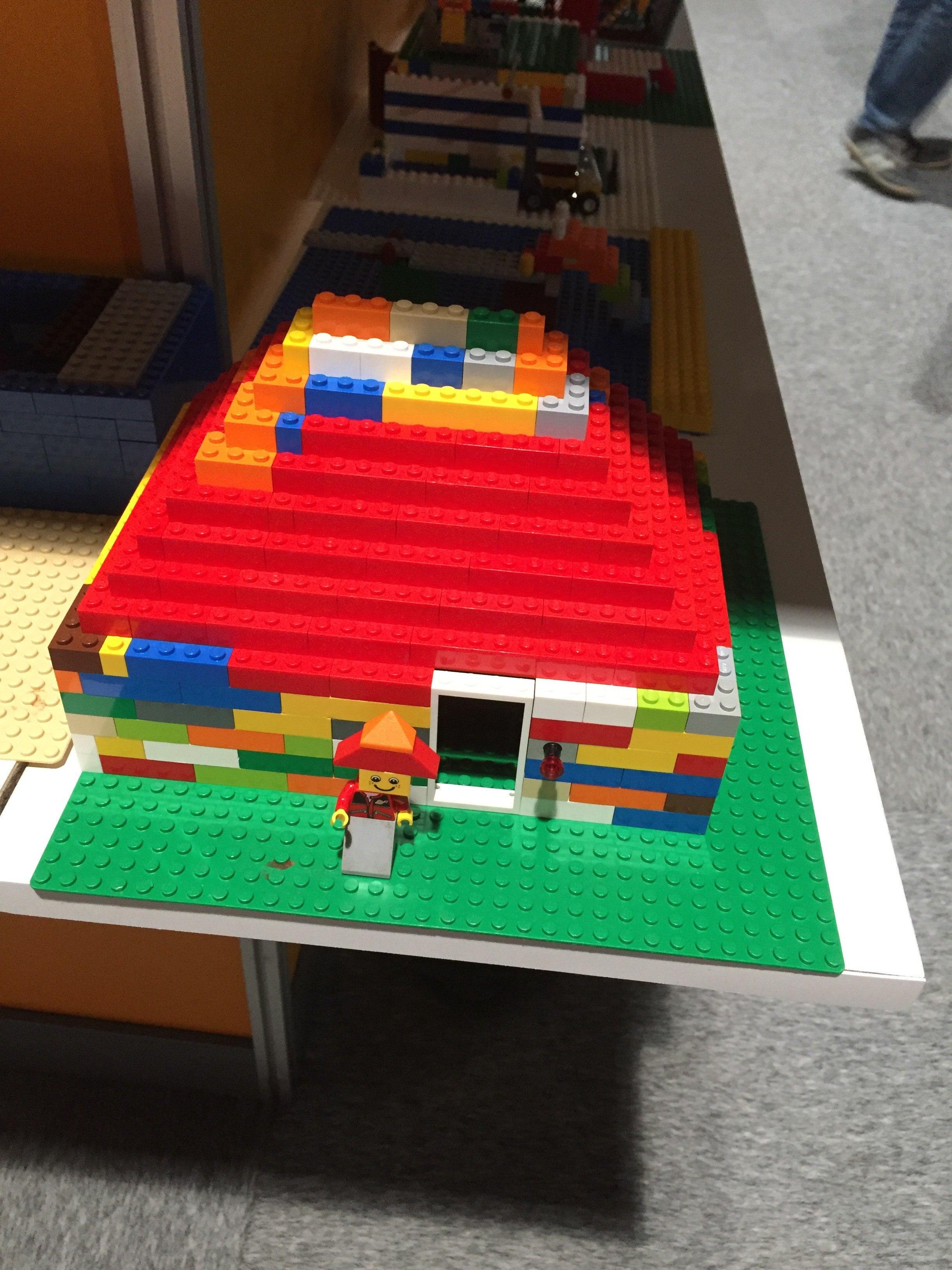 Lego World 2015 : een sfeer impressie - Trotsevaders: magazine ...