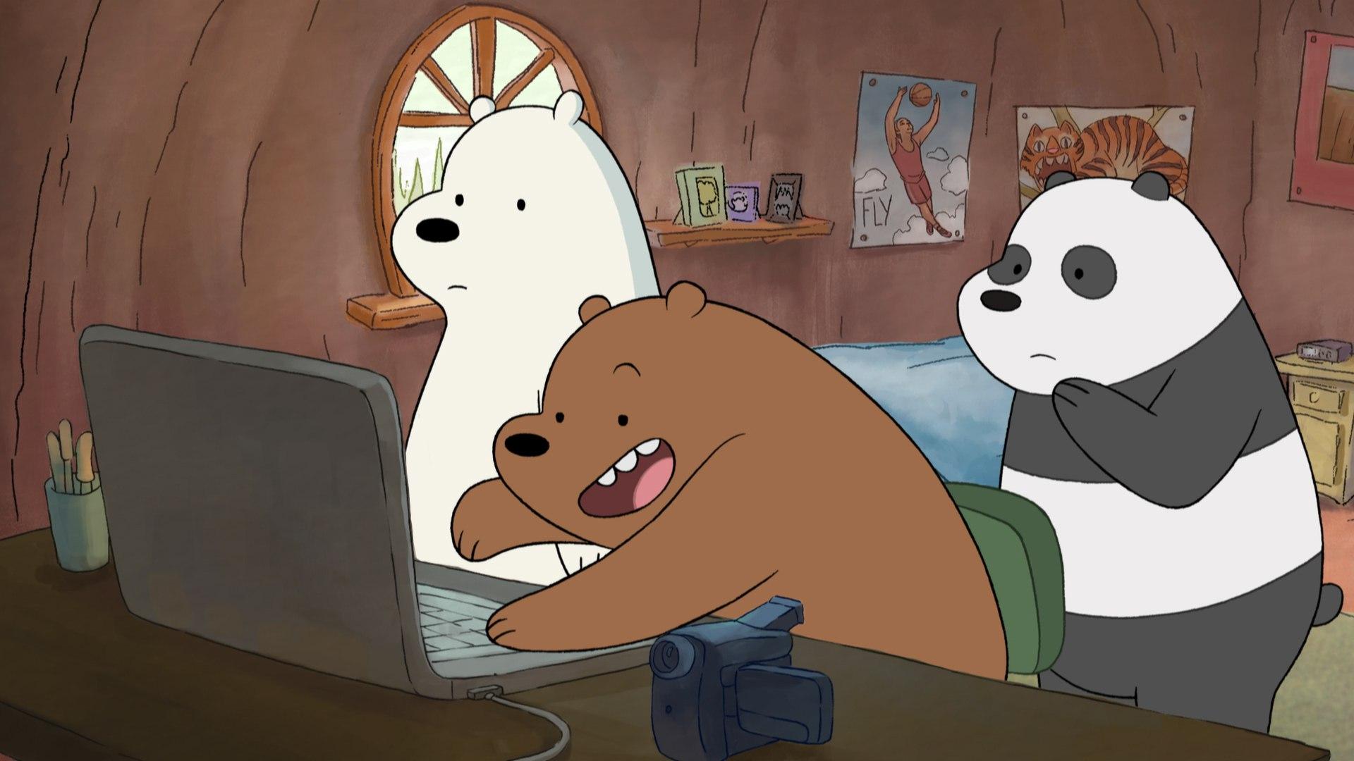 we bare bears christmas wallpaper - photo #16