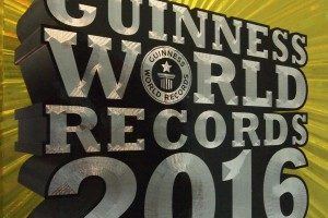 Guinness World Records 2016 Nl editie