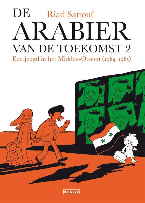 de-arabier-van-de-toekomst-deel-2-recensie-copyright-trotse-vaders-riad-sattouf
