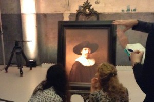 2016apr05 onthulling Next Rembrandt