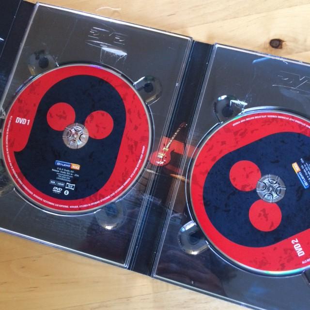 Ghostrockers seizoen 2 dvd 2 de dvd's