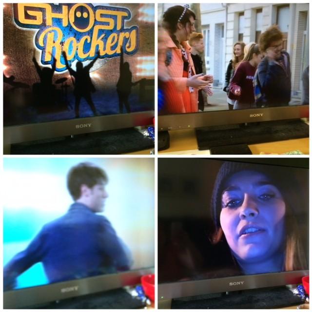 foto's Ghost Rockers seizoen 2 deel 1