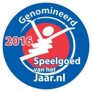 Logo 2016 genomineerd Speelgoed van het jaar