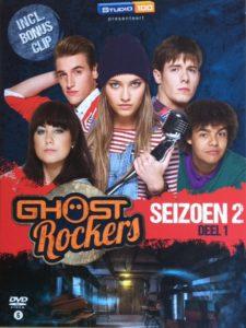 cover Ghostrockers seizoen 2 dvd 1