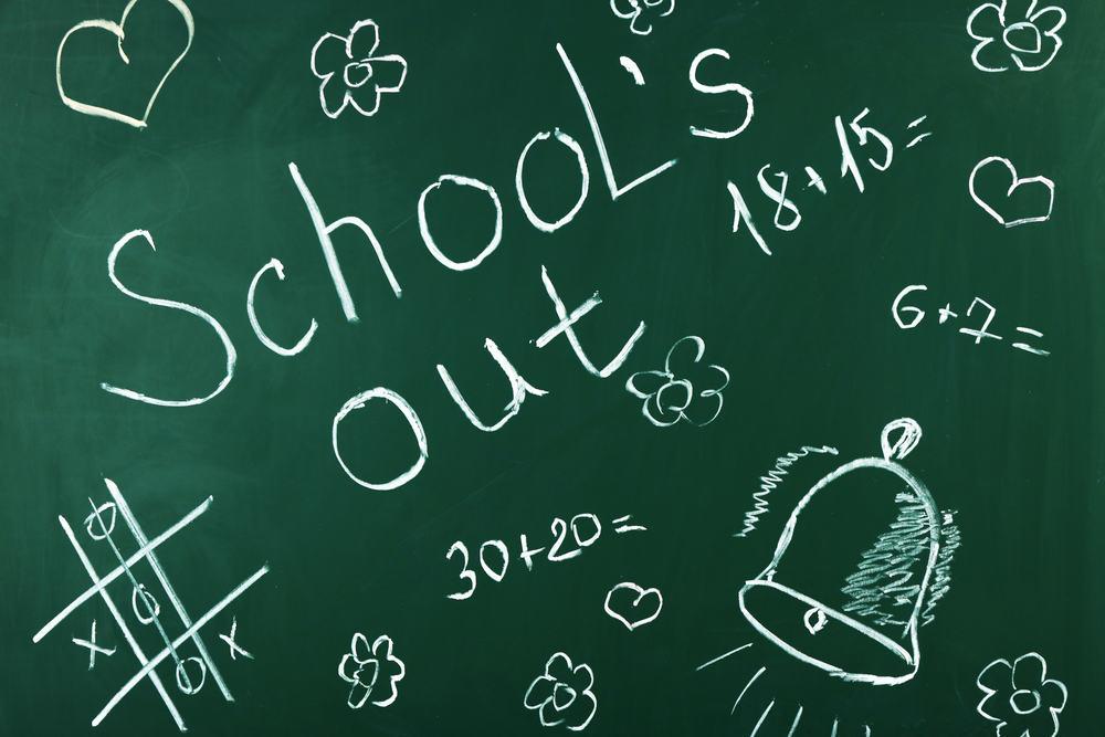 Schoolbord - foto Shutterstock