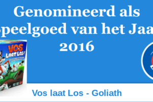 2016 SVHJ2016 De vos laat los Goliath