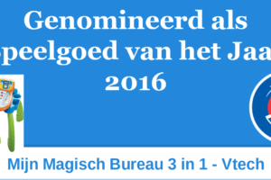 2016 SVHJ2016 Mijn magsich bureau 3 in 1 Vtech