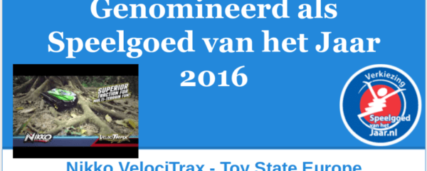 2016 SVHJ2016 Nikko VelociTrax (Toy State Europe)