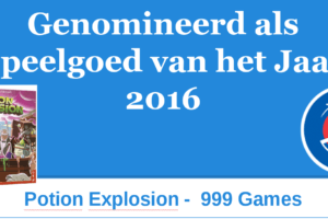 2016 SVHJ2016 Potion Explosion 999 games