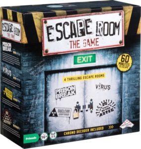 Escape Room The Game Identity Games