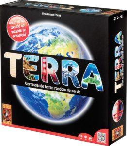 Terra Game 999, bordspel