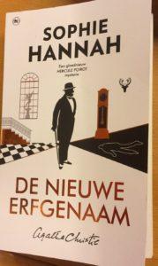 Sophie Hannah - De Nieuwe Erfgenaam - Hercule Poirot - The House of Books
