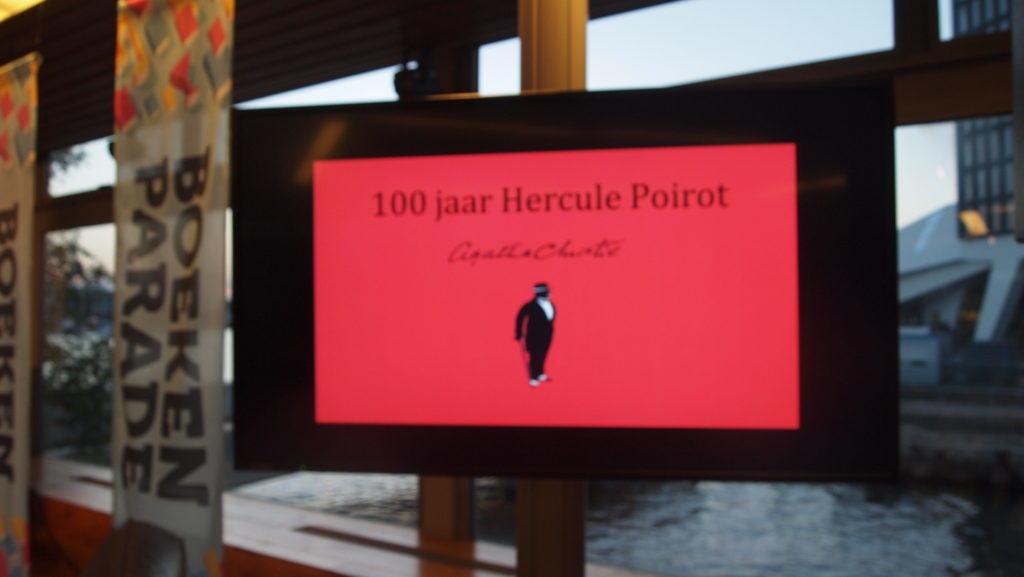 Boekenparade Poirot Avond