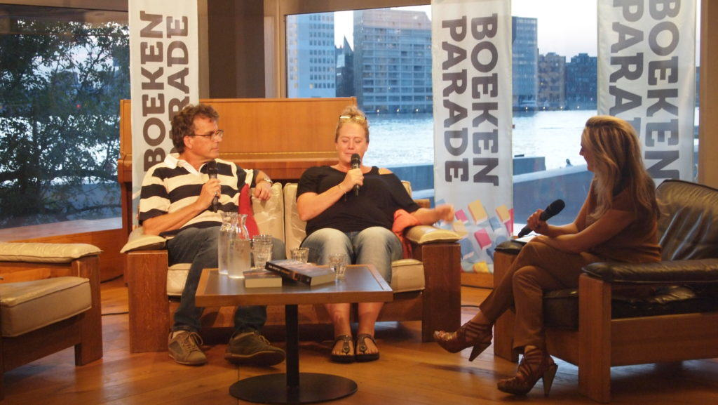 Boeken Parade Amsterdam - Poirot Avond - Michael Berg, Isa Maron