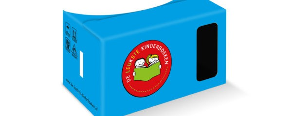VR-bril De Leukste Kinderboeken