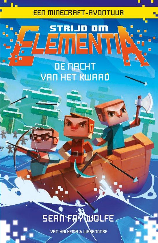 minecraft-elementia-boek-2-recensie-copyright-trotse-vaders-cover