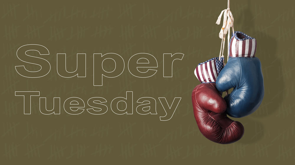 Amerikaanse verkiezingen op 8 november 2016; foto: Shutterstock