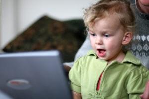 Kinderen, internet