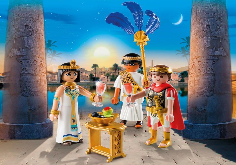 Klik hier om de Playmobil Cleopatra en Caesar te bekijken / bestellen >>>>