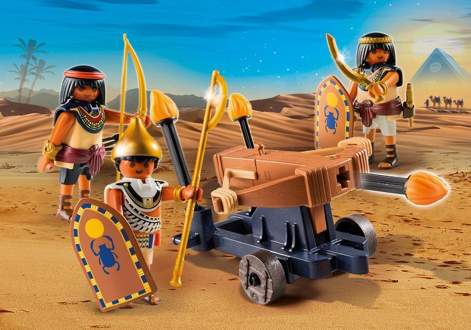 playmobil-egypte-thema-artikel-copyright-trotse-vaders-soldaten-farao