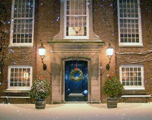 Slot Zuilen in kerstsfeer Eindejaarsrondleidingen