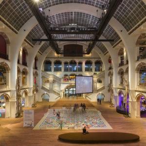 tropenmuseum groot mozaiek puzzel
