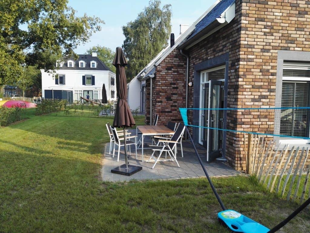 Maastricht Dormio Resort - terras