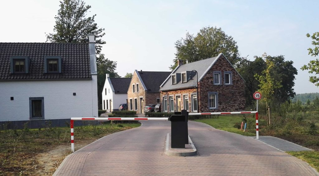 Maastricht Dormio Resort - toegang bungolowpark