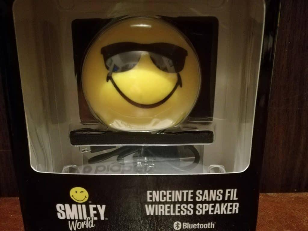 6bc913babb8 Draagbare Smiley® speaker [recensie] - Trotsevaders: magazine door ...
