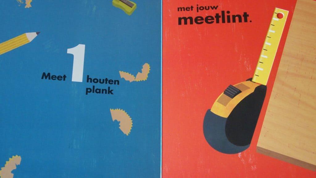 Het grote boek voor kleine klussers, uitgebracht door Lannoo