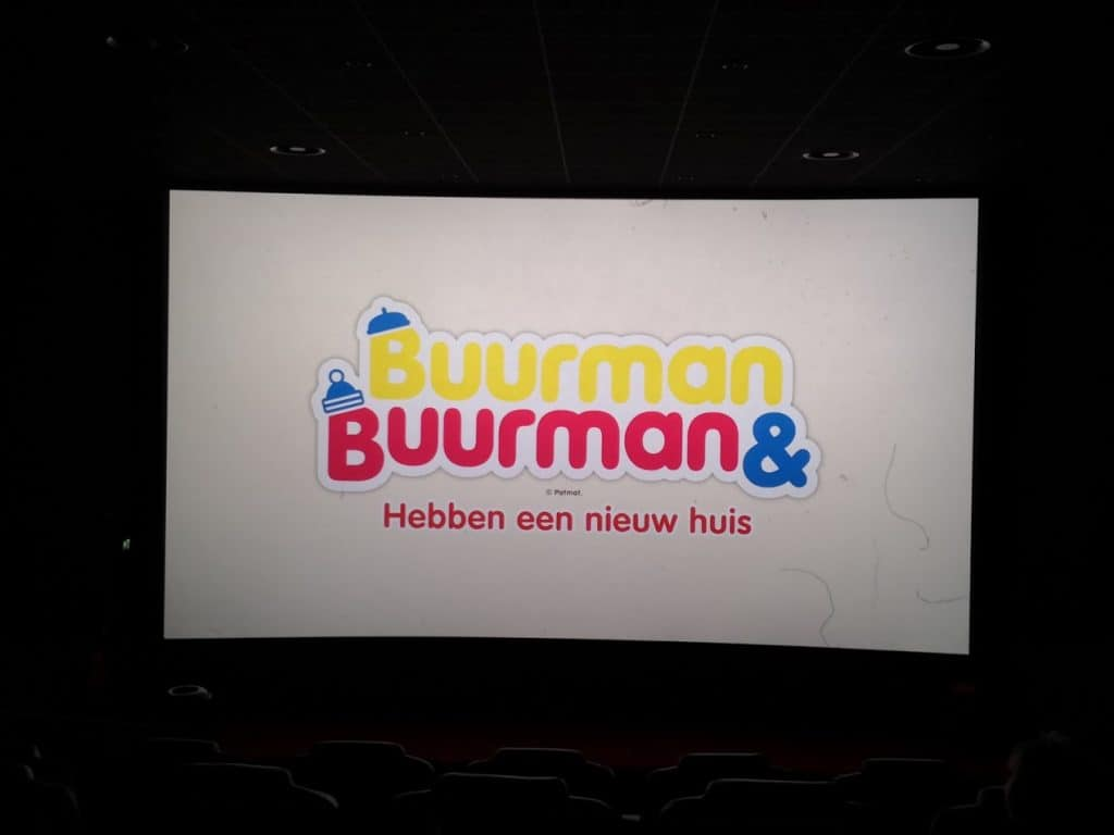 Een Nieuw Huis : Buurman & buurman hebben een nieuw huis bioscoopfilm [recensie
